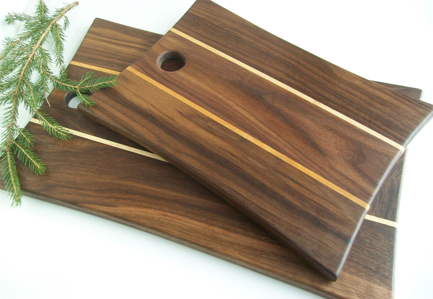 Hand Crafted Cutting Board Large By Douglas Martin Fine