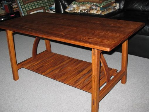 Custom Made Teak Tables