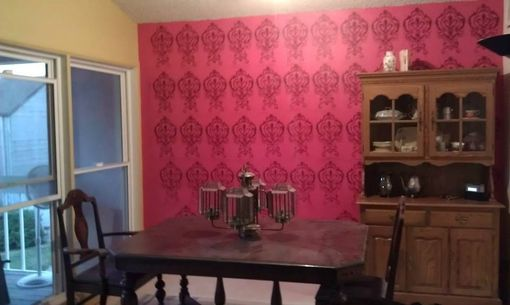 Custom Made Dinning Room
