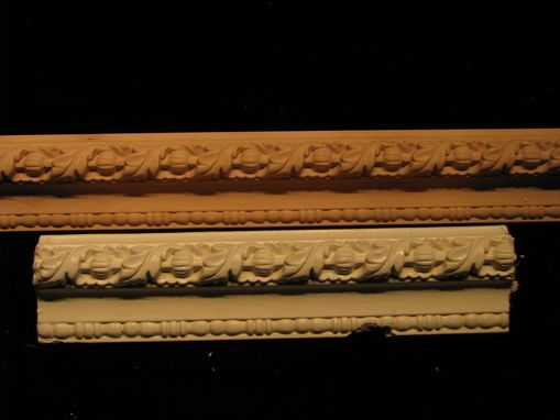 Custom Made Moulding Reproduction