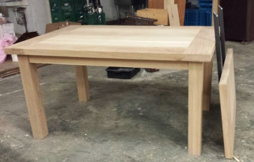 Custom Made Kitchenette Table With Leaves