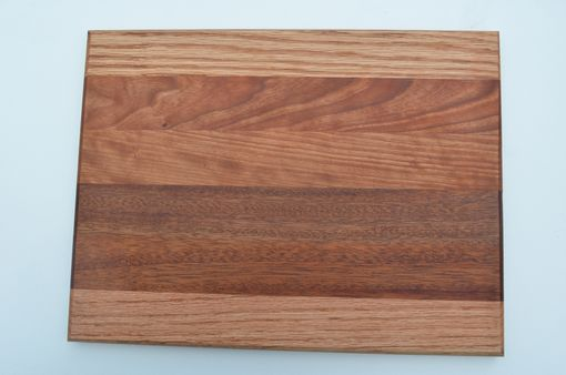 Custom Made Cutting Boards Made With Sustainable Hardwoods- Available 4 X 6 Inches To 4 X 6 Foot Any Quantity