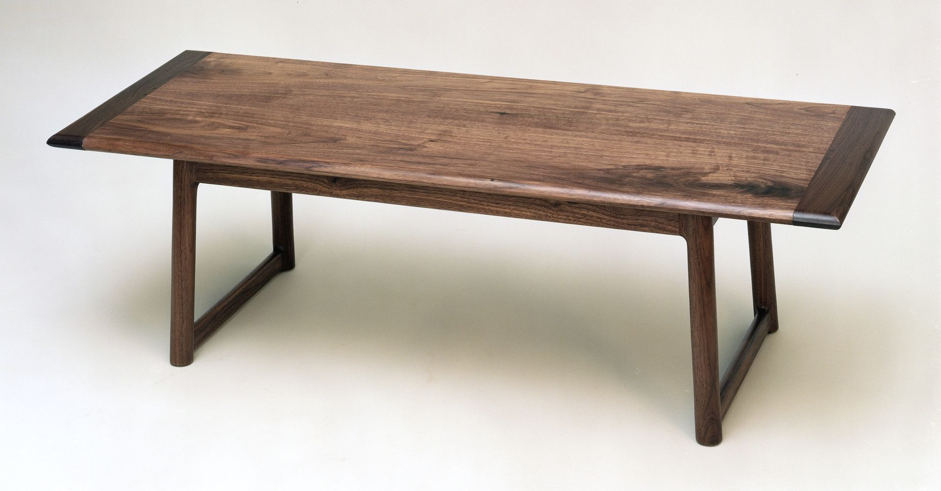 Custom Danish Modern Coffee Table by Milk Furniture Co