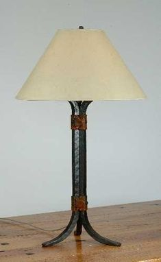 Custom Made Country Estates Table Lamp