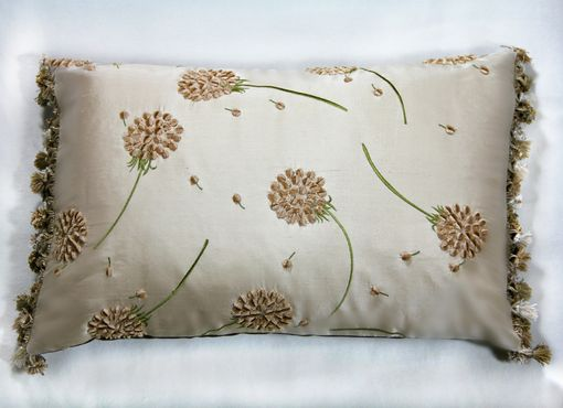Custom Made Chateau: Landscapes: Nature Pillow