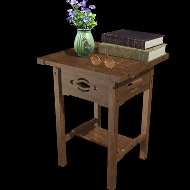 Custom Made Thorsen Small Table