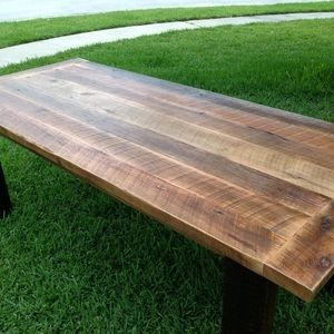 Custom Made Sdfhsjd Fhgjdfsgdfj Bubinga Table