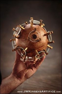Custom Made The Thoringian Sphere: A Sculpture