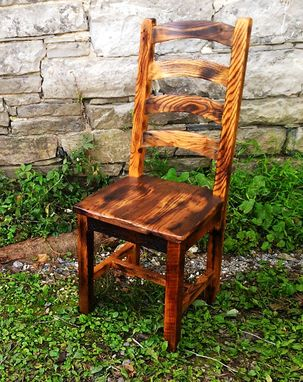 Rustic Dining Chairs buy hand crafted burnt oak reclaimed wood arched slat rustic