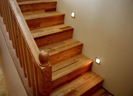 Custom Made Oak Stairs