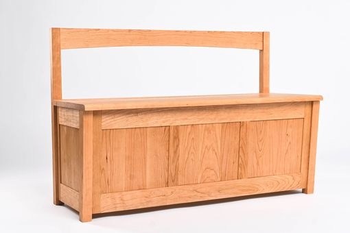 Custom Made Dining Bench Seat With Storage