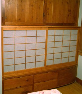 Custom Made Shoji Screen