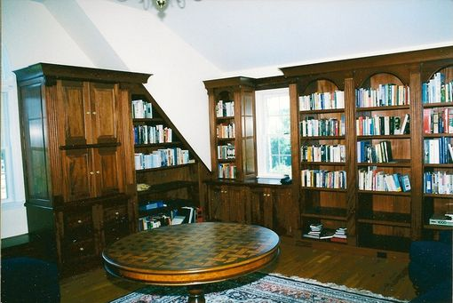 Custom Made Library/Office