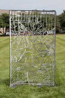 Custom Made Custom Steel Sculpture