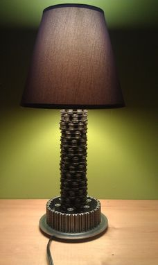 Custom Made Motorcycle Lamp