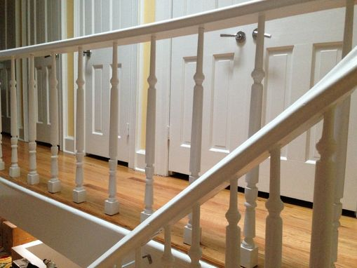 Custom Made Staircase Baluster Repair/Replacement