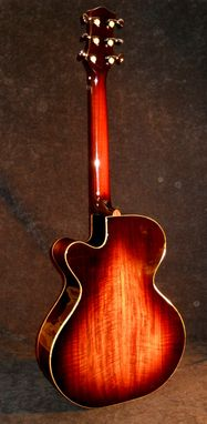 Custom Made Tobacco Sunburst Gc