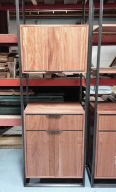 Custom Made Liquor/Storage Cabinetry