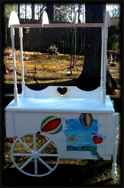 Custom Made Custom-Made Candy Carts