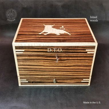 Custom Made Humidors Handcrafted In The U.S. Hd-75-1