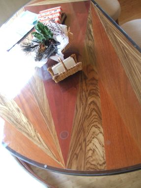 Custom Made Dining Tables And Benches