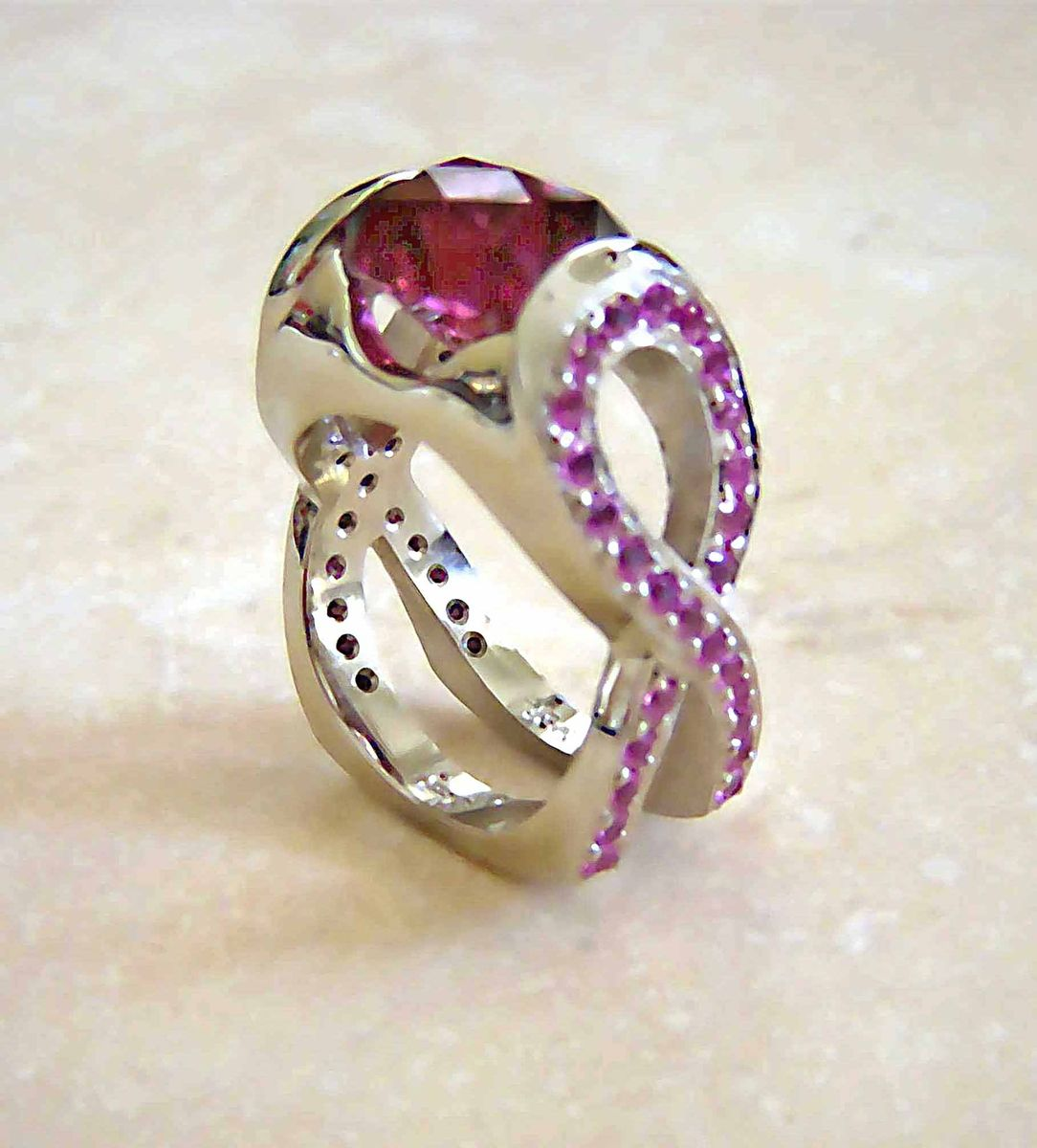 en kaystore mv zoom ring rings garnet to kay hover with sterling topaz accents silver white zm rhodolite