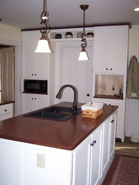 Custom Made Plymouth kitchen