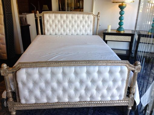 Custom Made Vintage French Bed