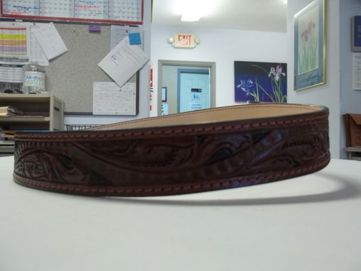 "Custom Made Several Sizes, Designs Of  Western ""Trophy"" Belts"