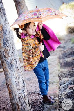 Custom Made Girls Capelet/Poncho/Outerwear