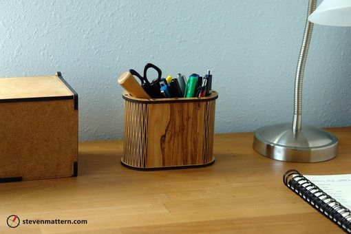 Custom Made Pencil Holder