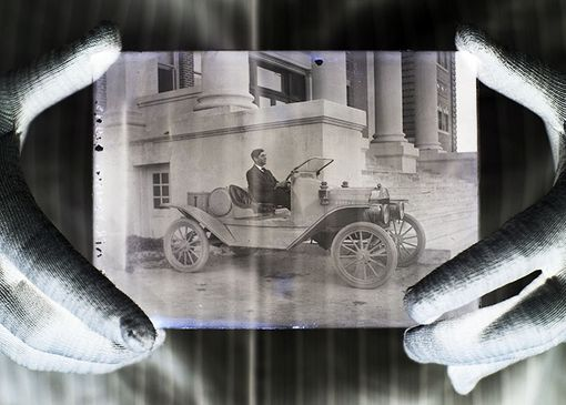 Custom Made Scanning Slide ,Negative And Art Reproduction