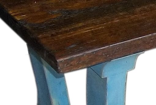 Custom Made Reproduction 18th Century Italian Refectory / Console Table