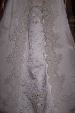 Custom Made Formal Christening Ensemble