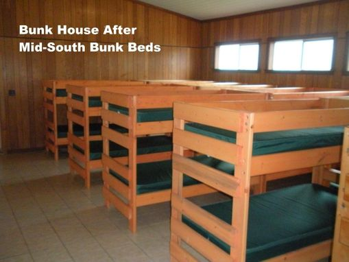Custom Made Bunk House Bunk Beds