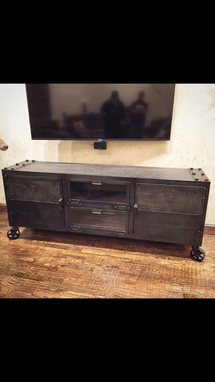Custom Made Atlas Media Console