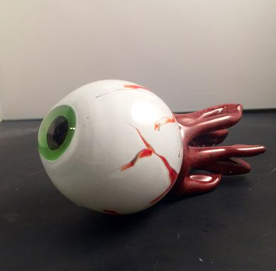 Custom Made Glass Eyeballs