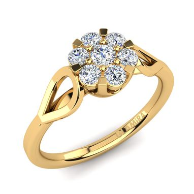 Custom Made Buy Top Diamond Engagement Rings For Her At Best Price