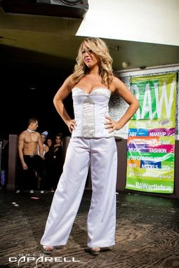 Custom Made Corset With Lounge Pants
