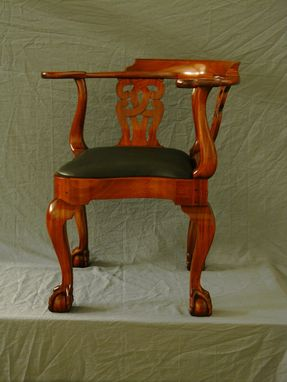 Custom Made Newport Corner Chair