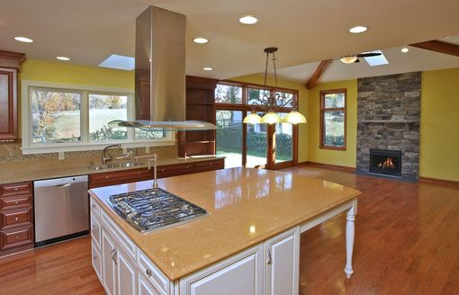 Custom Made Certified Leed Gold Custom Home Remodel