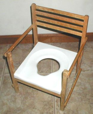 Custom Made Potty Chair