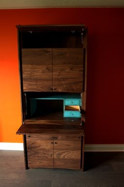 Custom Made Modern Secretary