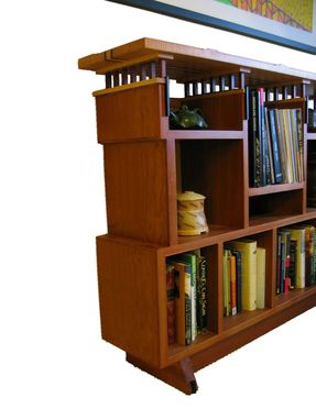 Custom Made Book Case