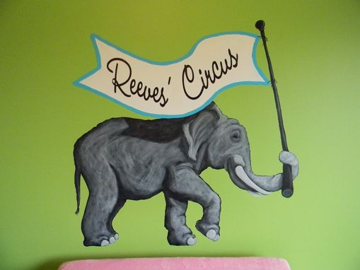 Custom Made Children's Murals