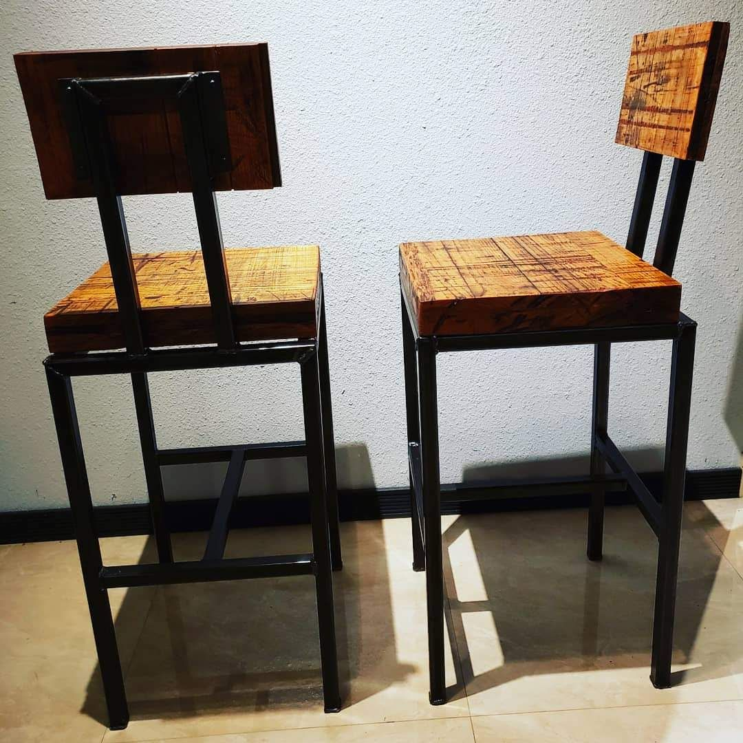 Stupendous Handmade Heavy Duty Rustic Industrial Stool By Dirty Metal Pabps2019 Chair Design Images Pabps2019Com