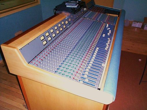 Custom Made Recording Studio Console