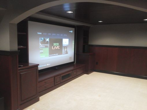 Custom Made Home Theater