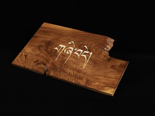 "Custom Made ""Peace"" In Tibetan"