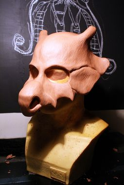 Custom Made Cubone Mask